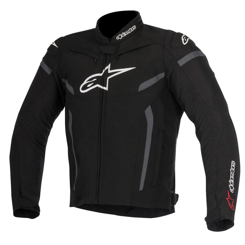ALPINESTARS T-GP Plus R V2 Black/Grey
