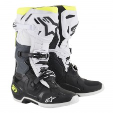 Alpinestars-Tech10-Black-White-Yellow-A