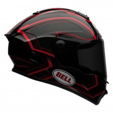Bell-Star-Black-Red