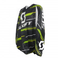 SCOTT-250-RACE-JERSEY-BLACK-LIGHT-GREEN-3-4