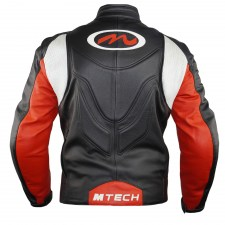 mtech-j-force-black-red-dietro